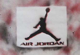 Spray Paint Stencils - Schoo Middle School Art