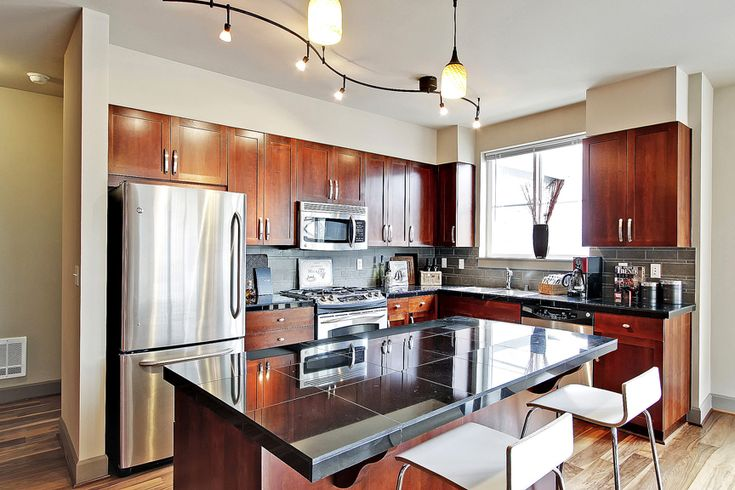 track lighting kitchen for the home kitchens