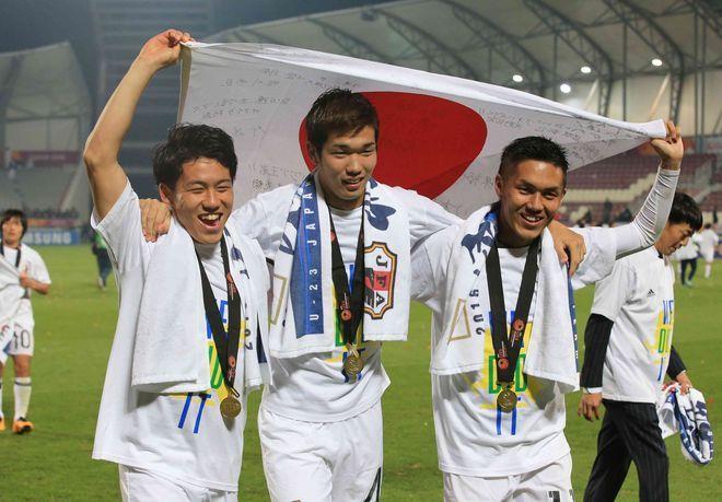 【リオ五輪予選PHOTOダイジェスト】ドラマチックな逆転劇でアジア王者に!日本 3-2 韓国 | サッカーダイジェストWeb