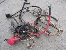 John Deere L120 lawn tractor wiring harness and solenoid!