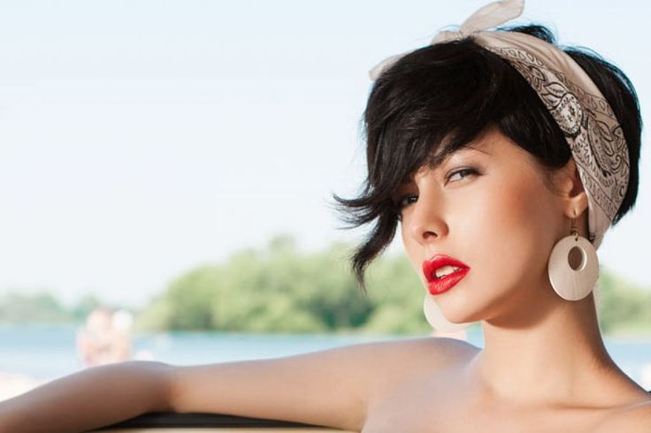 Pin Up Hairstyles For Short Hair: Best 25+ Rockabilly Short Hair Ideas On Pinterest