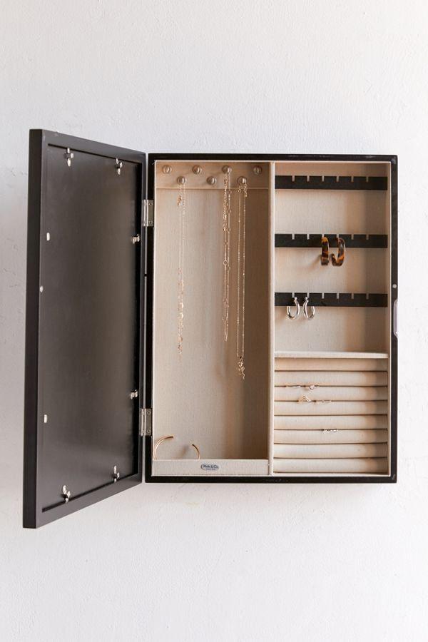 Mele Co Leighton Picture Frame Jewelry Box Jewelry Storage