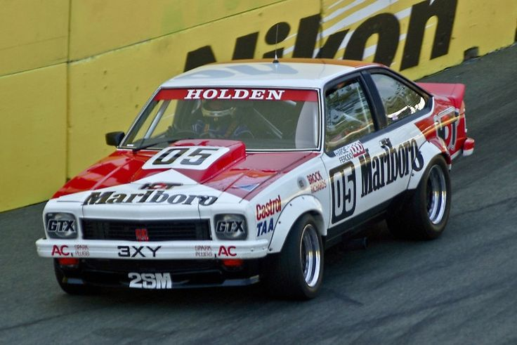 Peter Brock A9X Group C Torana Australian cars, Holden