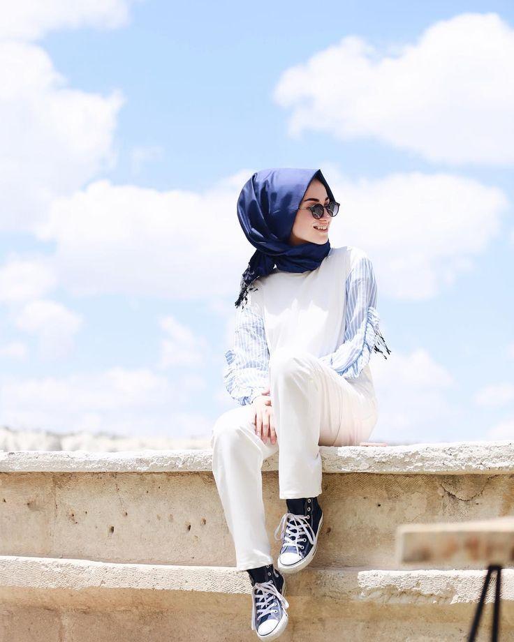 "Rabia Sena Sever (@senaseveer) on Instagram: ""Gökyüzü kadar☁️ #missemramisshepbenimle"""