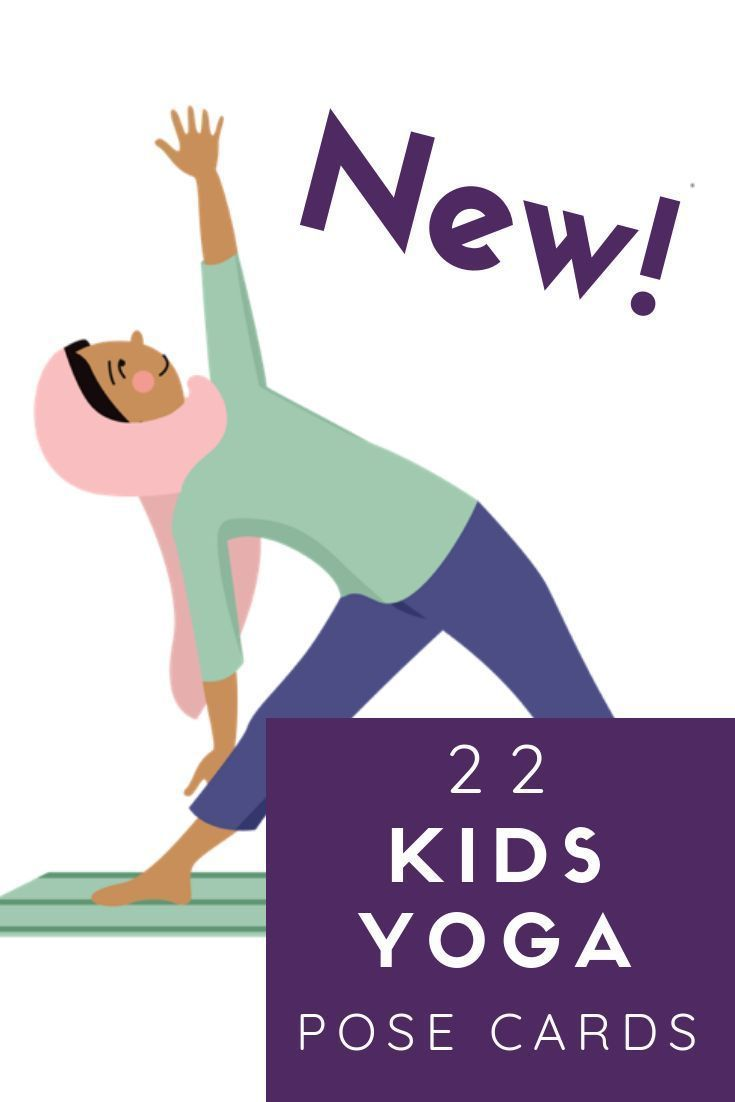 Kids Yoga Flow Cards Yoga For Kids Kids Yoga Poses Teaching Yoga To Kids