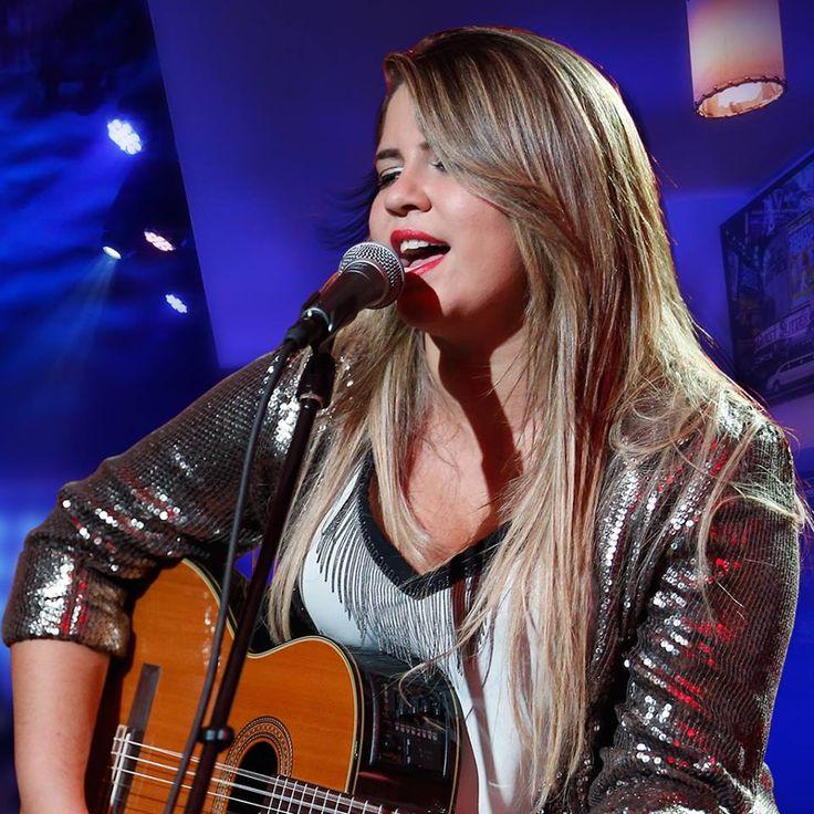 """Marília Mendonça grava DVD """"Realidade"""". Marília Mendonça gravou seu novo DVD """"Realidade""""no dia 08/10/2016 em Manaus-AM no Sambódromo de Manaus-AM"""