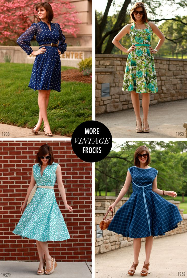1000  images about SEWING: DRESS on Pinterest - Sewing patterns ...