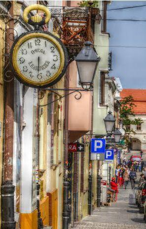 In Kielce, Poland.