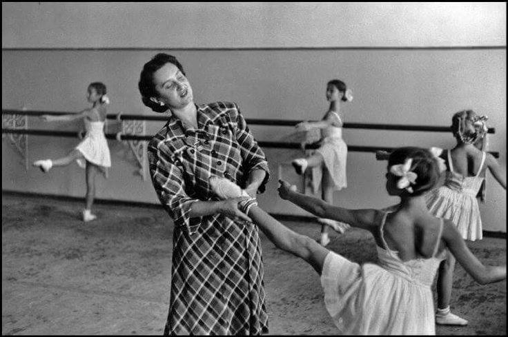 1954 Moscow Balet School