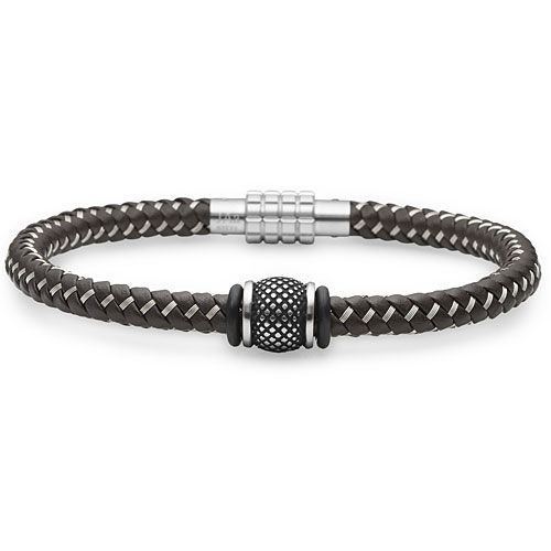 0710208 - Mens Jewelry by AAGAARD Starter Bracelet Set with One Link $89.00