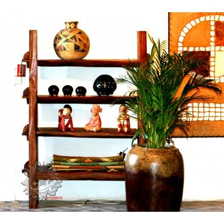 17 best images about meubles mexicains on pinterest aix en provence cuisin - Etagere bois exotique ...
