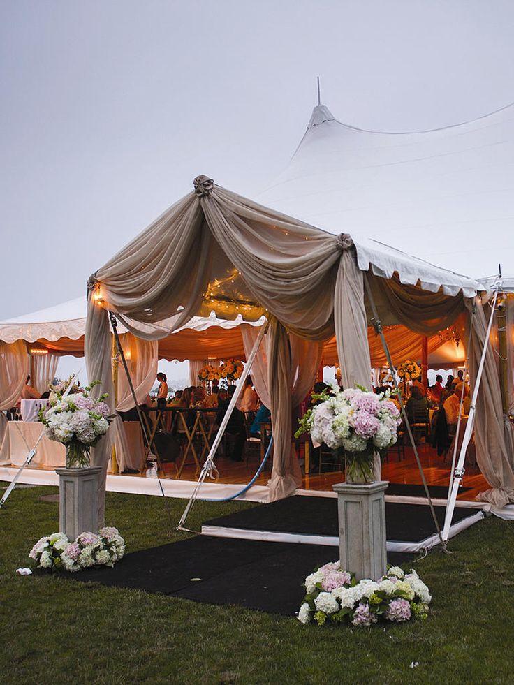 The Prettiest Outdoor Wedding Tents We've Ever Seen | TheKnot.com