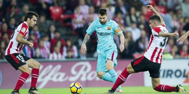 Ver Barcelona Vs Athletic Bilbao En Vivo Por Internet Laliga 2018