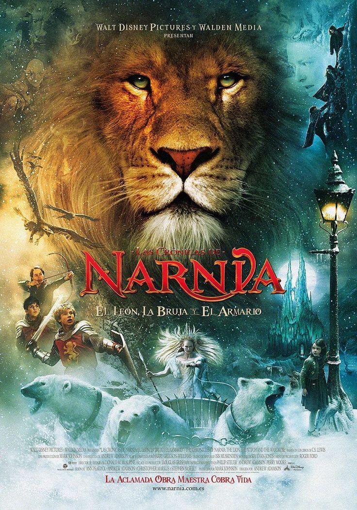 Las crónicas de Narnia El león, la bruja y el armario -The Chronicles of Narnia The Lion, The Witch and the Wardrobe