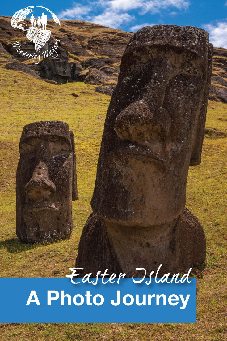 Easter Island is a fascinating place of the coast of mainland Chile. Learn more as you visit the island via our photographic journey.