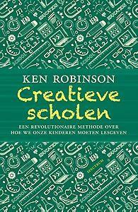 Ken Robinson is een van de meest invloedrijke personen op het gebied van onderwijs. Met 'Creatieve scholen' richt Robinson zich op één van de belangrijkste problemen van onze tijd: hoe transformeer je het problematische schoolsysteem tot een succesvol schoolsysteem? Robinson stelt een zeer persoonlijke en organische aanpak voor om zo alle jongeren te betrekken bij de uitdagingen die de 21e eeuw heeft te bieden. Een boek vol anekdotes, praktijkvoorbeelden en grensverleggend onderzoek.