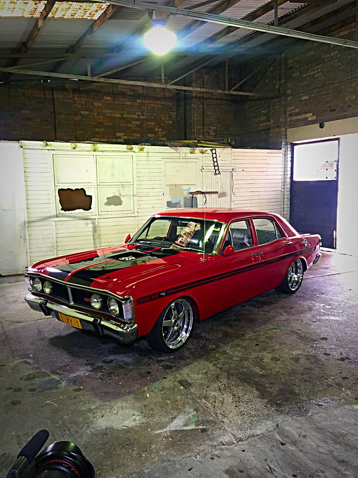 FORD FALCON XY GT PHASE 3 GTHO