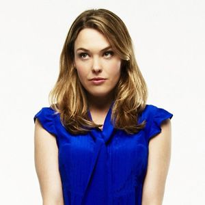"Sally Bretton. Gorgeous, met her yesterday. From the English TV show ""Not going out""."