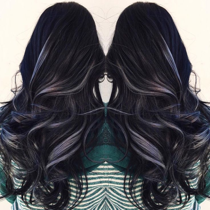 Best 25 black hair colors ideas on pinterest black hair dye gunmetal gray and black color by sexy holiday style pmusecretfo Image collections