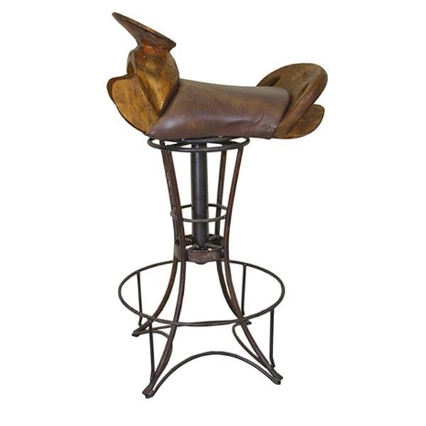 Saddle Bar Stools  sc 1 st  Pinterest & 18 best Saddle Stool images on Pinterest | Saddle bar stools ... islam-shia.org