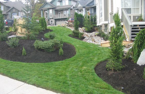 47 best backyard landscaping ideas images on pinterest for Great landscaping ideas