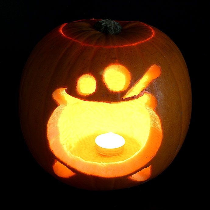 25 best ideas about easy pumpkin carving on pinterest for Simple pumpkin patterns