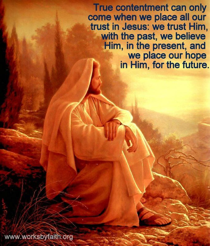 Jesus, I trust in You: The Lord, Prince Of Peace, Trust Jesus, Jesus Christ, Christian Art, Quiet Places, Catholic Inspiration