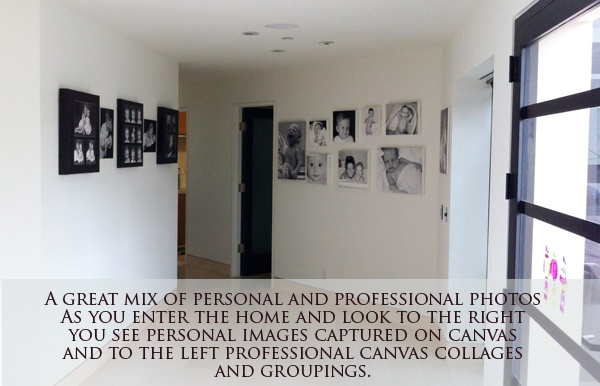 I will be blogging samples of how we hang images for our clients.  Click on image to view blog post.