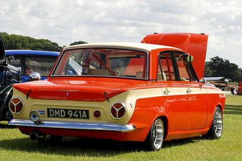 Mk1 Ford Cortina   by Photo Crazy Rob