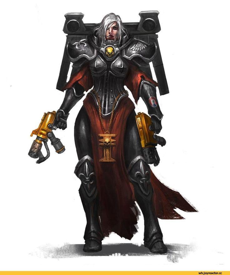 warhammer 40000,фэндомы,Adepta Sororitas,sisters of battle, сестры битвы,Ecclesiarchy,Imperium,в комментариях ещё