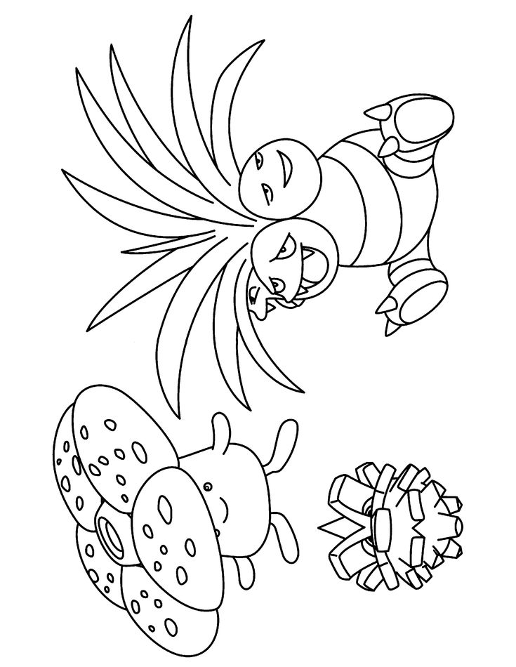 74 Best Pokemon Coloring Pages Images