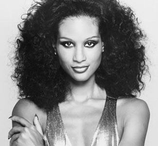 Beverly Johnson (I met her, she demanded a Glamor magazine from me when I was a shop girl at a gift shop in Atlanta. She was the new cover girl. She was so rude to me.)