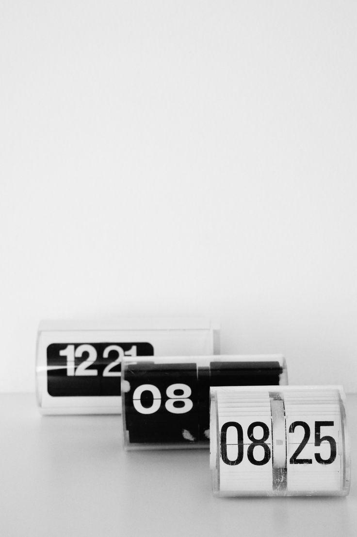 "Cifra Tre ""Orologio - Icona"" / Cifra Tre ""Clock Icon"" #vintage #design"
