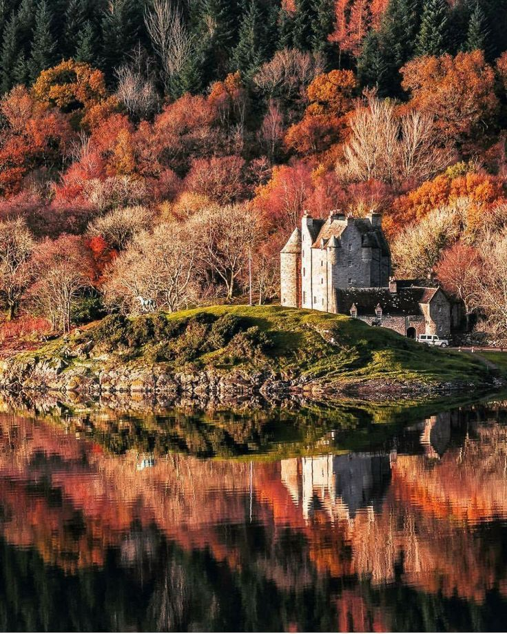 Fall in Scotland