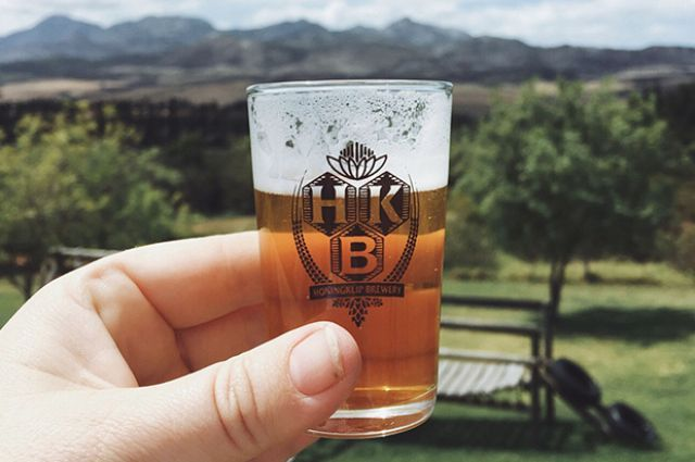 The Beer Route through the Overberg – Blog – South African Tourism