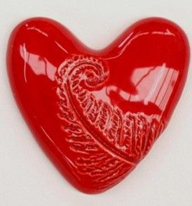 Heart Tile (red)