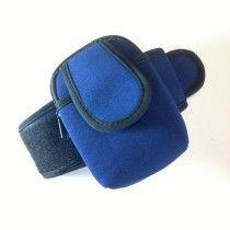 Sport Armband houder met rits voor de iPhone 4 - Donker blauw Sport Armband houder met rits voor de iPhone 4 - Donker blauw.  http://www.bonuskoopjes.nl/mobiel/iphone-4-sport-armband-houder-met-rits.html