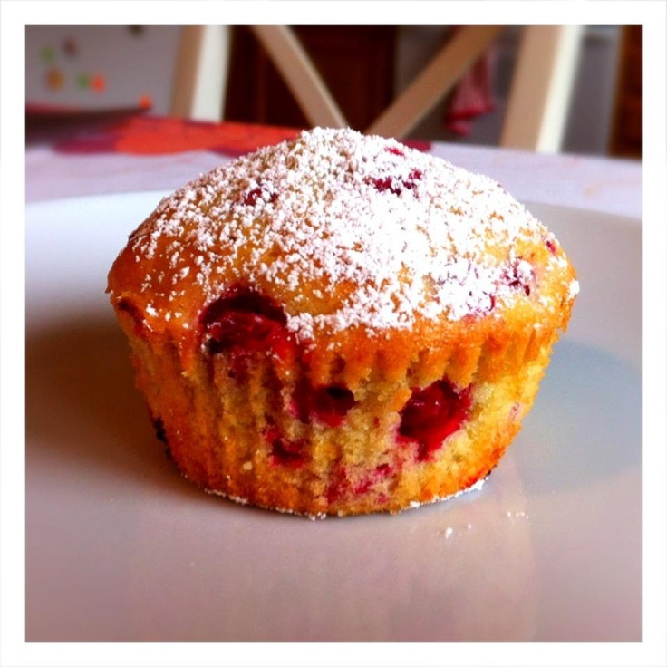 Red Currant Muffins, we have a currant bush. This will be perfect!!