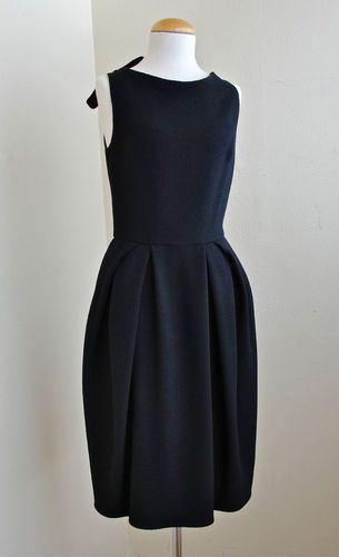 Galliano Dior Dress with Bows http://www.ebay.com/itm/Christian-Dior-by-John-Galliano-Little-black-Dress-French-size-36-US-size-4-/261301235975?pt=Vintage_Women_s_Clothing&hash=item3cd6c47107