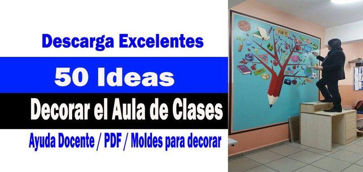 Ideas para Decorar el Aula de Clases ( Imprimir PDF ) - Portal de Educación
