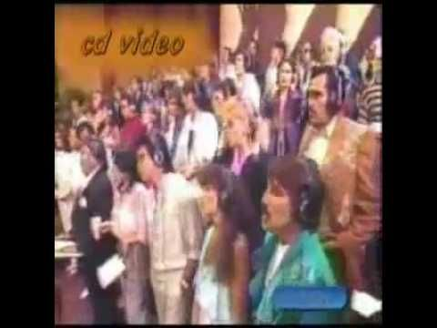Placido Domingo 1985 Cantare cantaras (Voces unidas)