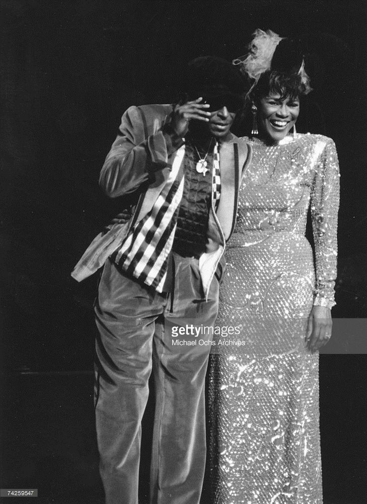 Jazz trumpeter Miles Davis attends a star studded tribute ...