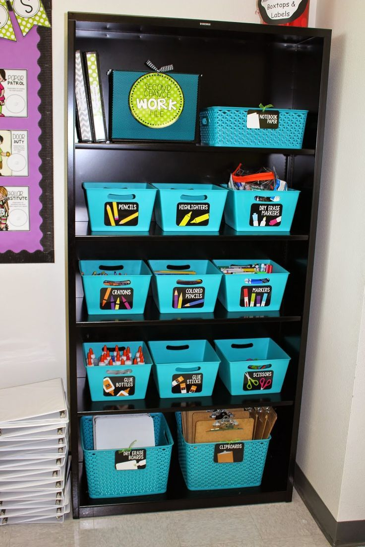 black and turquoise. Since I have already shared my classroom reveal this year, I wanted to share some of the incredible classrooms in my school! If you missed my classroom post you can click the tab above this post that says MY CLASSROOM. This post should be 2 million pictures long to really showcase everyone the way they …