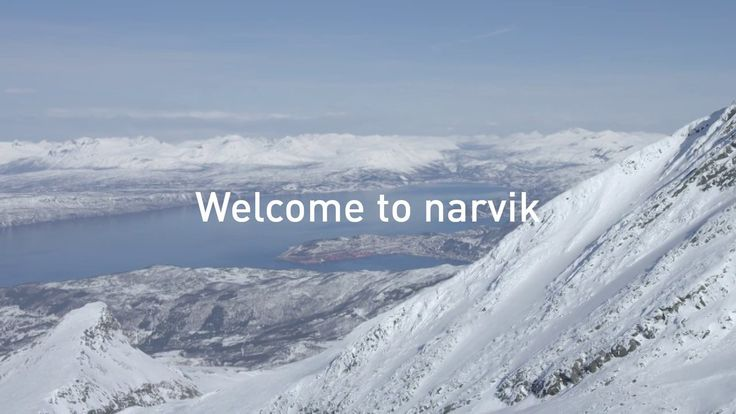 Welcome to narvik. Due to its ice free port and railroad connections, Narvik is a natural distribution hub of the north. Picture this indust...