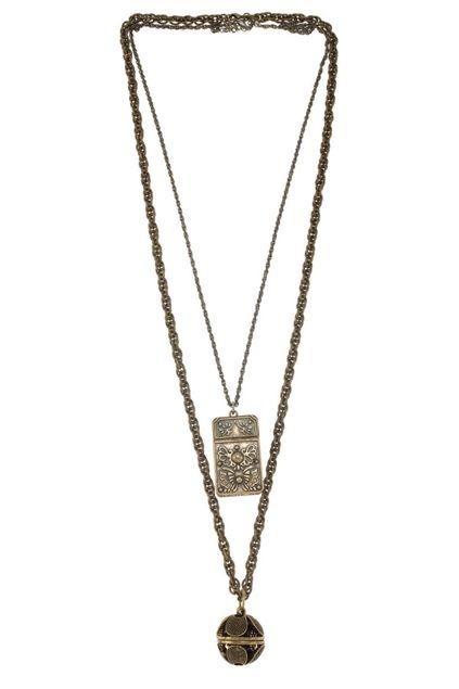 Hidden treasure necklace 2008