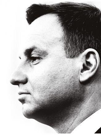 Kandydat PiS na prezydenta Andrzej Duda