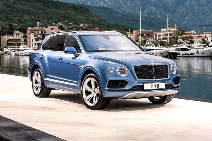 The Bentley Bentayga Diesel is Here to Drop some Jaws