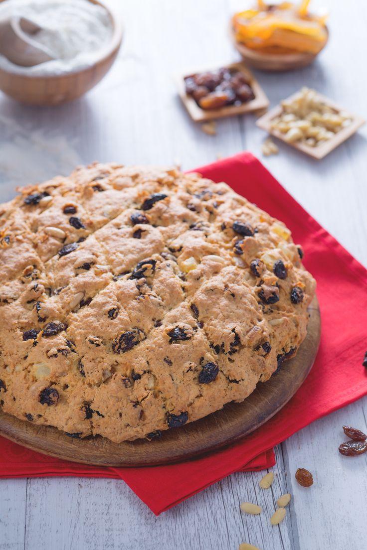 """Dolce tipico del #Natale ma buonissimo tutto l'anno, ecco la nostra versione """"bassa"""" del Pandolce genovese! #Giallozafferano #recipe #ricetta #ricetteregionali #dolce #dessert #sweet"""