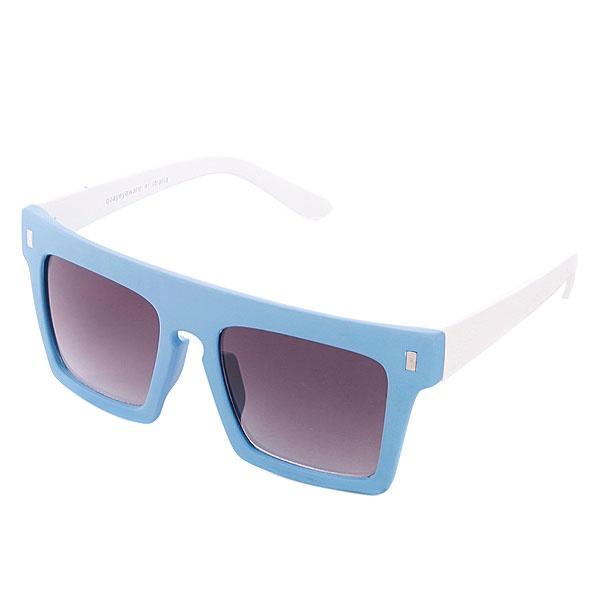 Очки женские Quay Eyeware Rubber Blue - CORNER