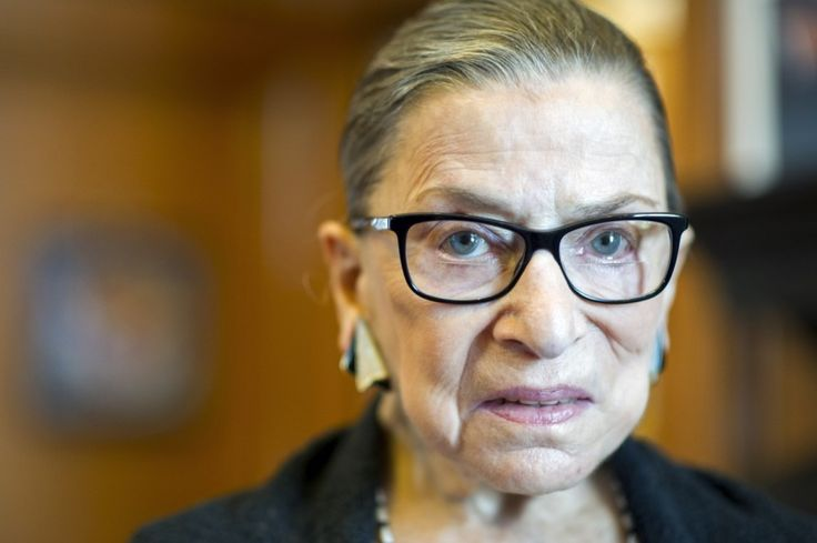 In bashing Donald Trump, some say Ruth Bader Ginsburg just crossed a very important line - The Washington Post